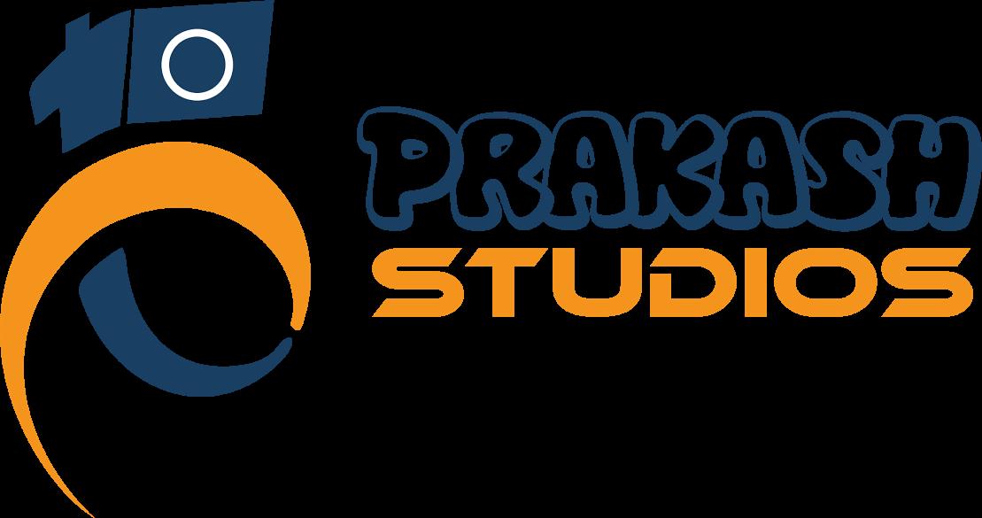 Logo For Prakash Studios