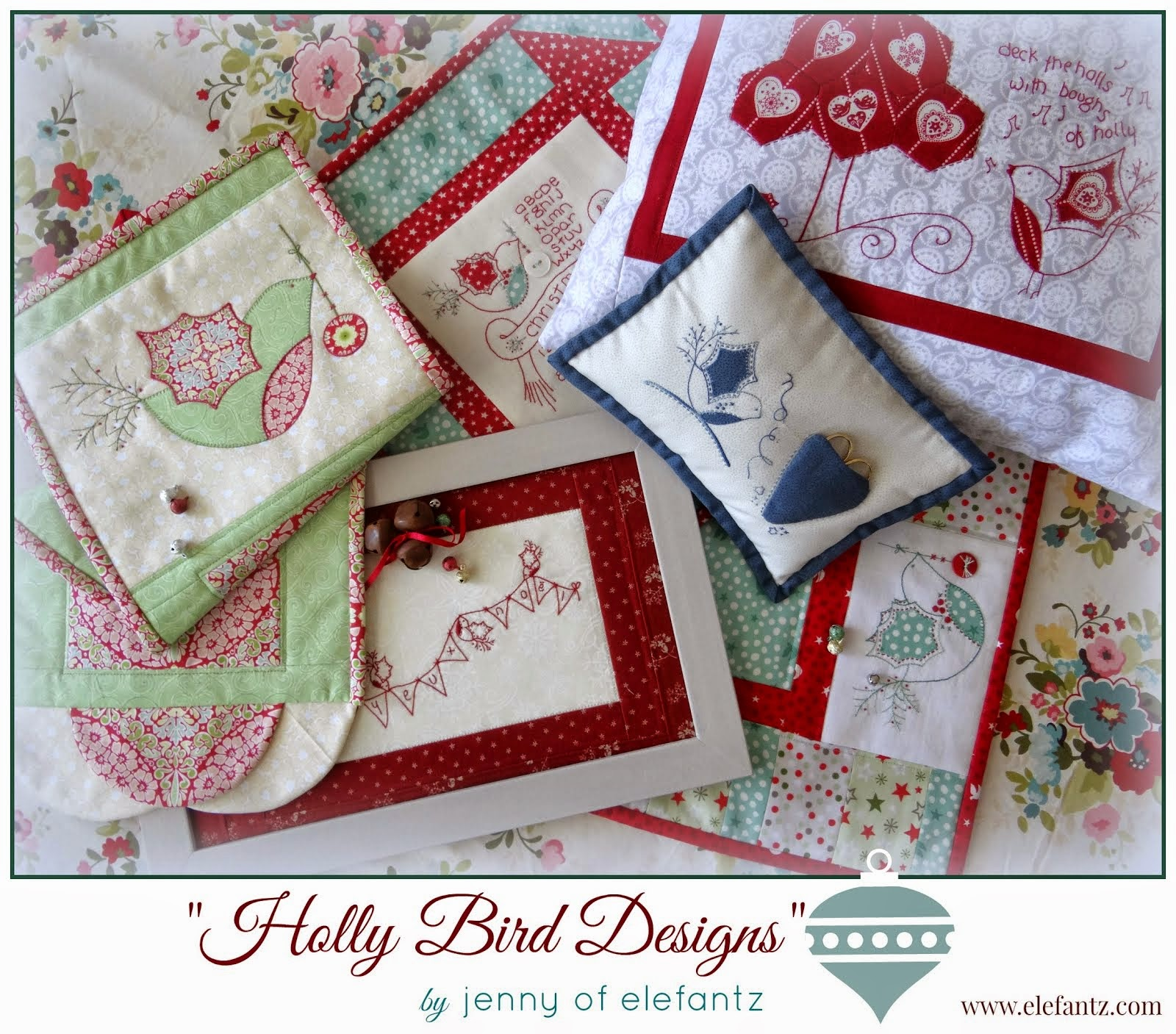The Holly Bird Designs