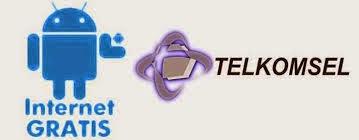 cara internetan gratis di android menggunakan kartu telkomsel