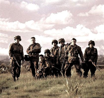 Allen L Roland's Weblog: BAND OF BROTHERS # 6 / FINDING ANOTHER CHOICE