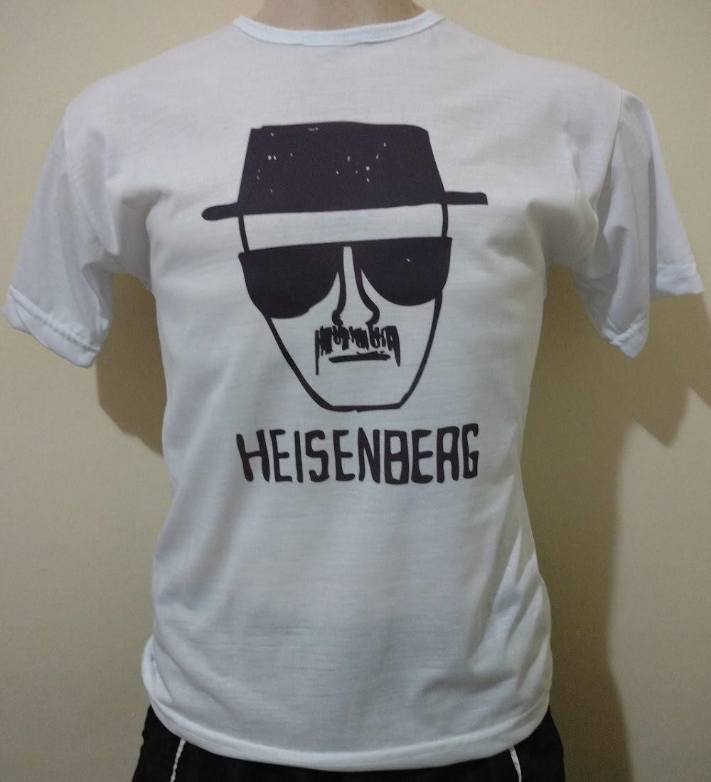 Camiseta Heisenberg Tradicional