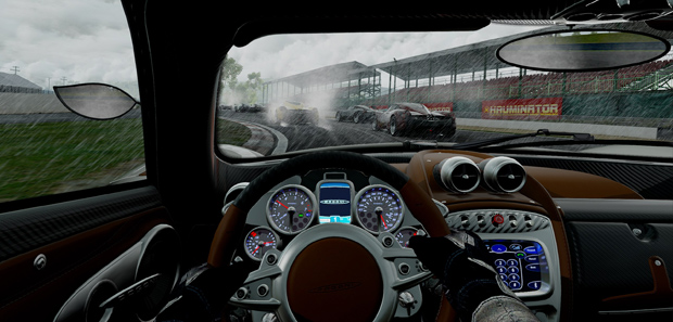 Official Project CARS Trailer