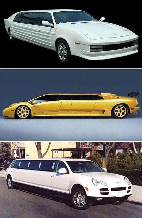 Expensive Limousine Selection Automobile For Life