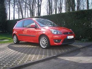 Ford Fiesta Rally Sport