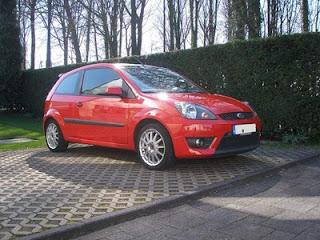 Ford Fiesta Rally Sport