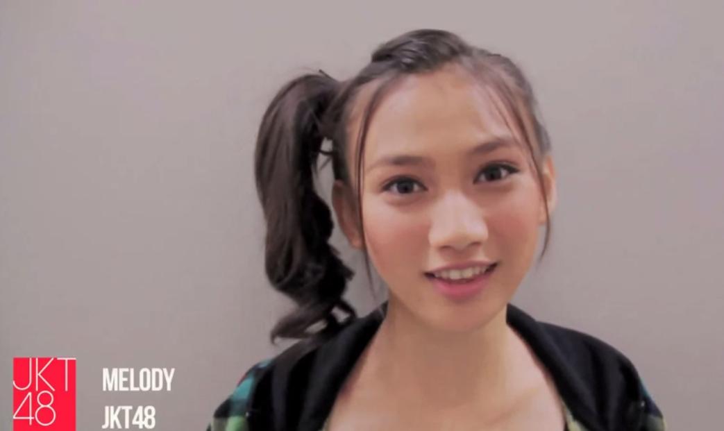 Biodata Dan Foto Foto Cantiknya Melody Jkt48 Nurramdhani Laksani