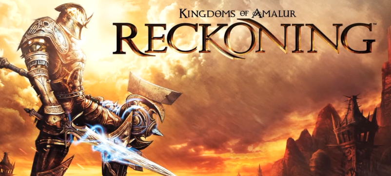 kingdom of amalur box cover