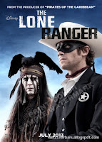The Lone Ranger 2013 Bioskop