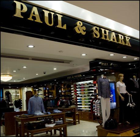 Paul Shark In Corte El Hombre amp; Made Inglés Moda Italy gnxqXFS1Yw