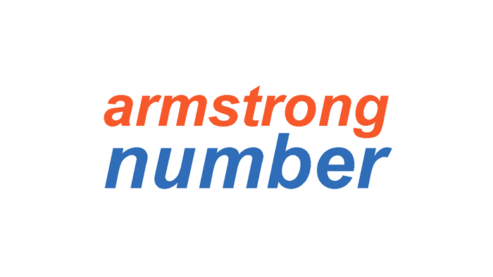 armstrong number,java program,checking armstrong number