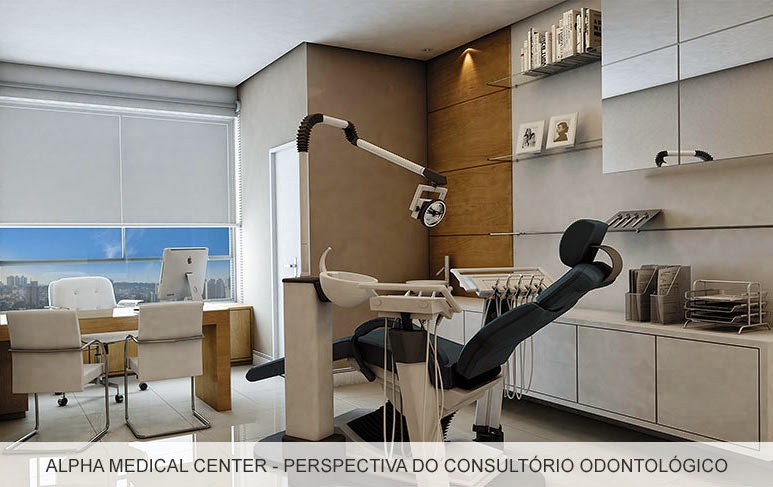 Alpha Medical Center - Consultório Odontológico