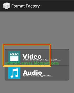 cara convert format video di android tanpa pc komputer