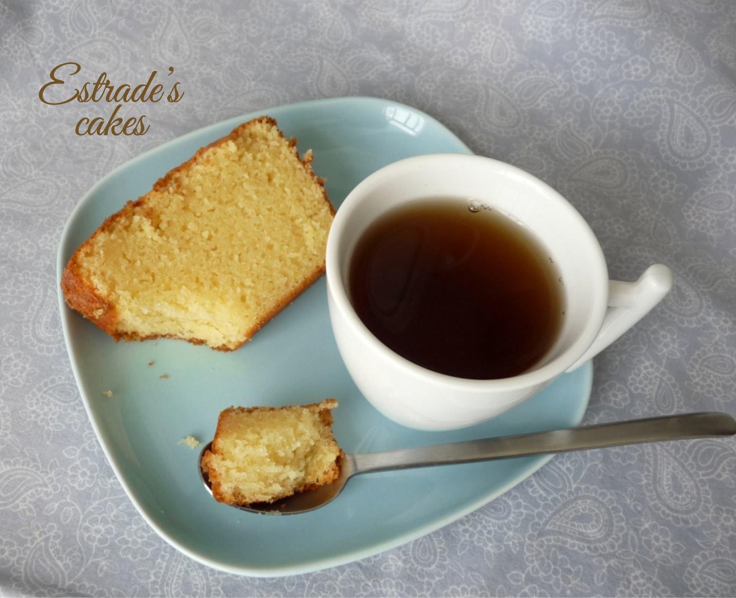 receta de bizcocho limón Ritz Carlton Cooking School - 2