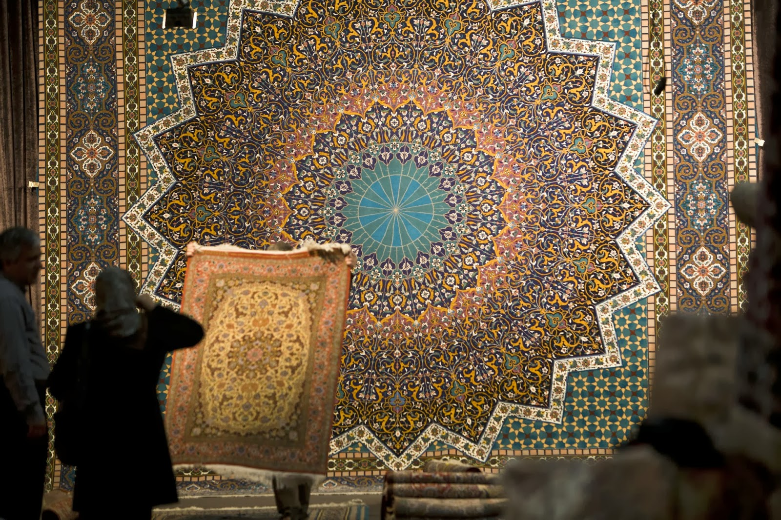 Business, Carpet, Creation, Economy, Exhibition, Export, Hand-woven, International hand-woven carpet Exhibition, Iran, Participants, Persian Carpets, Tehran, Trade, Trade Show,