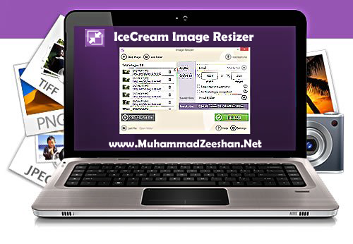 Icecream Image Resizer 1.08 Full Free Download