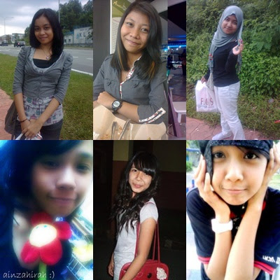 my beloved friends