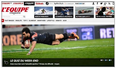 Comment regarder le sport en direct sur le site de L'EQUIPE depuis l'étranger