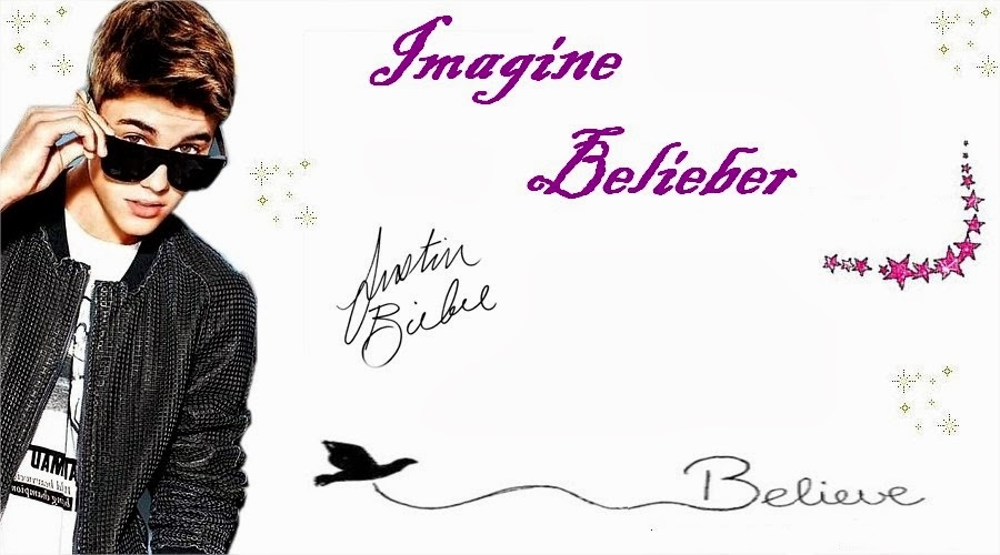 ♥ Imagine Belieber  ♥