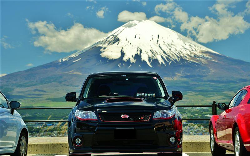 Subaru Forester III-gen. SH 2007 japoński samochód terenowy suv 日本車 スバル
