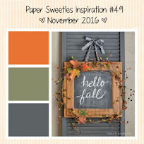 Paper Sweeties November Inspiration Challenge #36