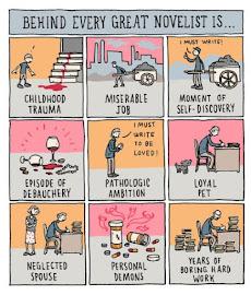 Detrás de cada escritor