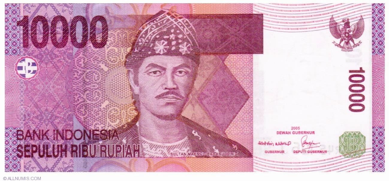 Gambar Uang Kertas 10000 Rupiah - Download - Download Image