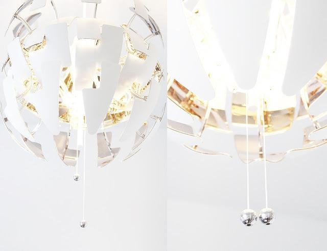Plafoniere Ikea : Ikea ps valaisin i turned lamp into a death star bored panda