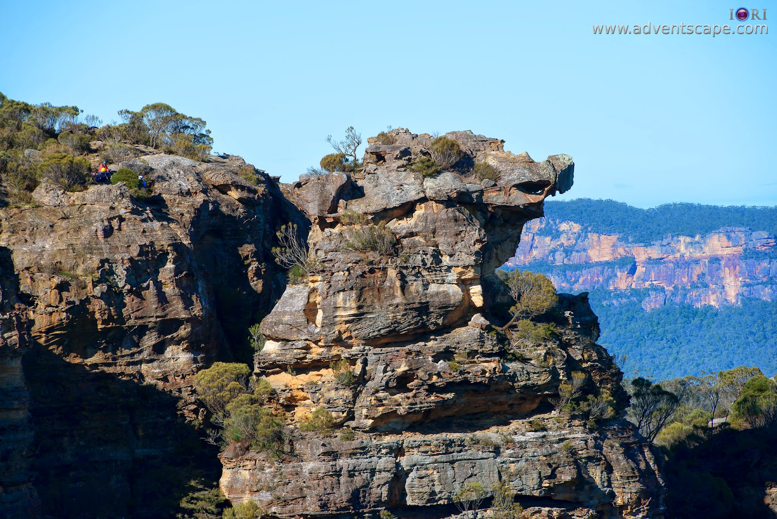 Philip Avellana, Australian Landscape Photographer, Katoomba, NSW, New South Wales, Australia, Blue Mountains, Boar's Head, lookout, Cahills lookout, vantage point, Cliff Drive