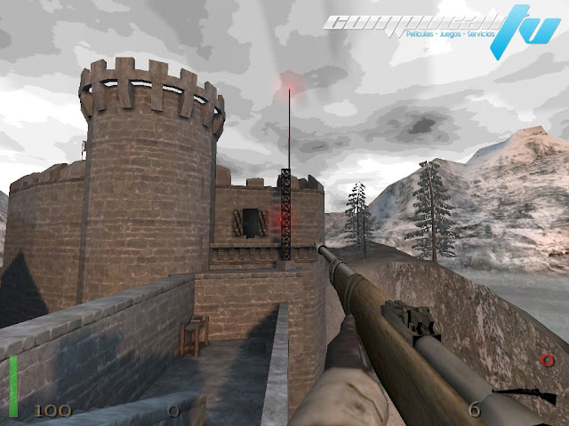 Return to Castle Wolfenstein PC Full Español