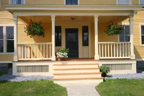 elegant front home house exterior designs ideas