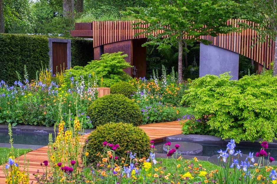the lime walk the chelsea flower show. Black Bedroom Furniture Sets. Home Design Ideas