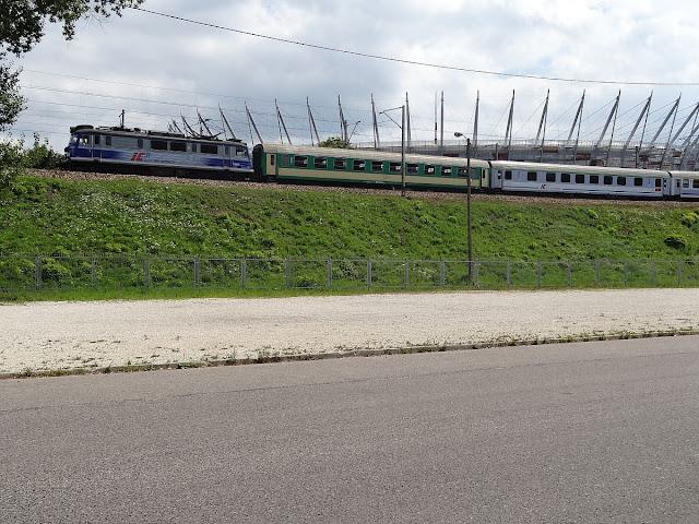 Okolice Warszawa Stadion