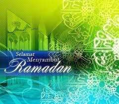 Selamat Menyambut Bulan Suci Ramadhan