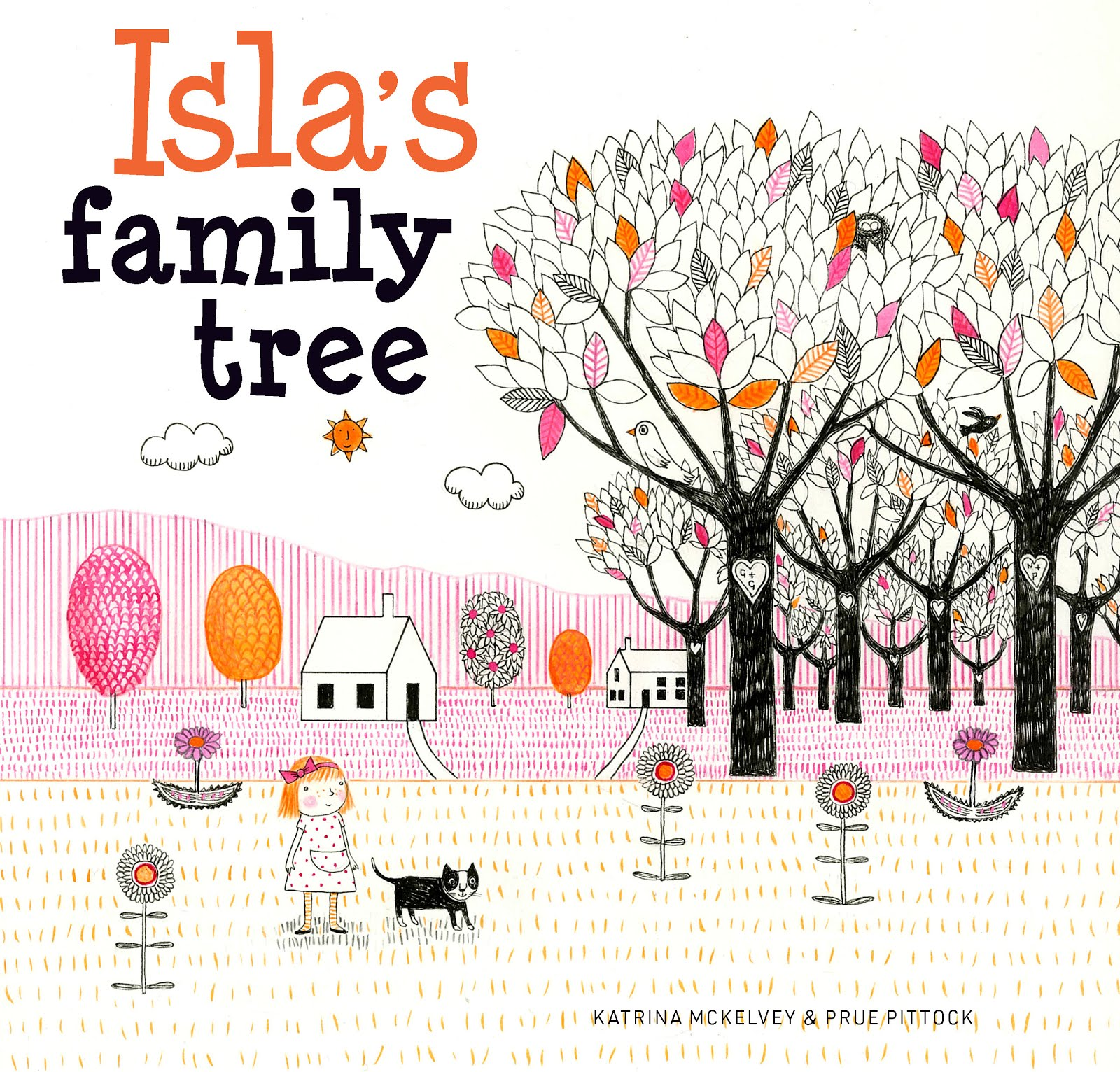 Isla's Family Tree by Katrina McKelvey and Prue Pittock