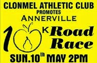 10k race in Clonmel...Sun 10th May