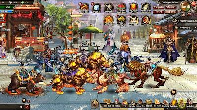 Có ba lớp nhân vật cho bạn lựa chọn khi chơi game nhập vai Long Thần bao gồm : Mãnh Tướng, Cung thủ , Mưu sĩ