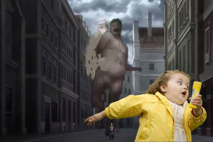 Mundo Otaku: Memes de Ataque a los Titanes
