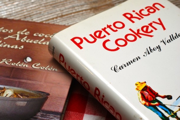 Puerto Rican Cookbooks
