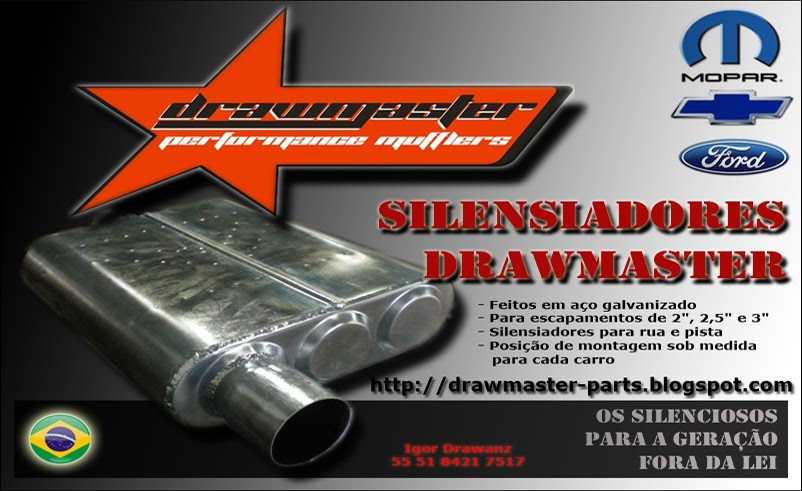Drawmaster Performance Parts