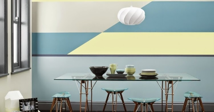 15 Cool wall paint colour tips for inspiration ~ Interior-decoratinons 1