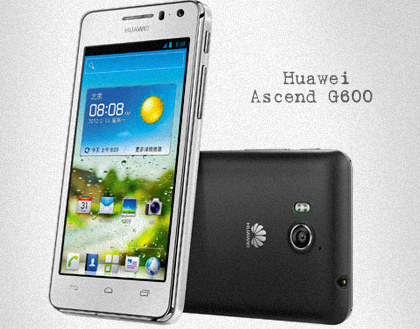 Huawei Ascend G600 reviews specifications