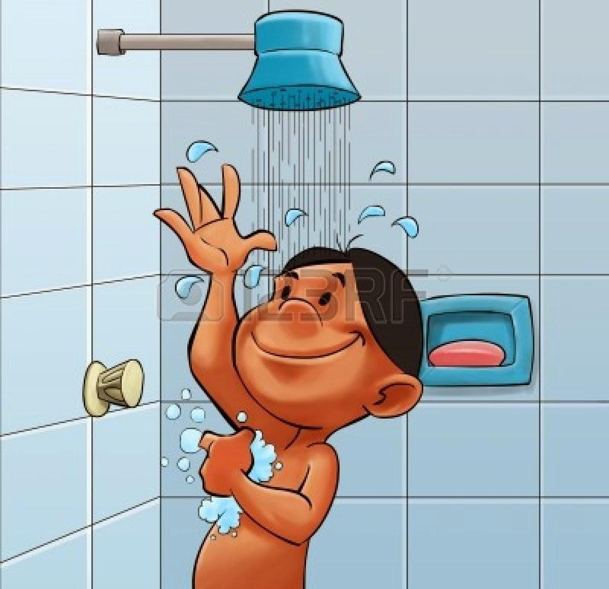 Higiene personal desde la educaci n inicial for Banos para banarse
