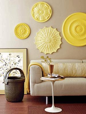Gradation: the gradual increase or decrease of similar elements of design. This can include colors. The gradation of this picture is the color yellow. & Sam\u0027s Interior Design Blog: Rhythm