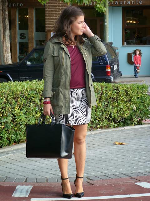 falda de cebra 3