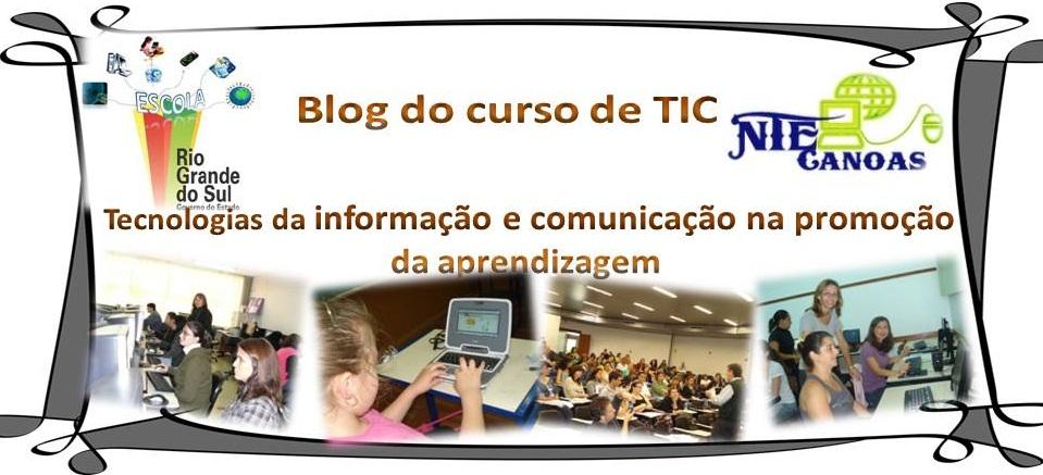 TIC - TECNOLOGIAS DA INFORMAÇÃO E COMUNICAÇÃO