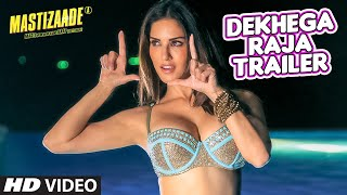 Dekhega Raja Trailer VIDEO Song _ Mastizaade _ Sunny Leone, Tusshar Kapoor, Vir Das _ T-Series