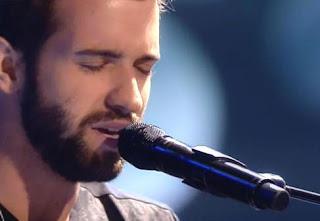Pablo Alborán canta Recuérdame-Final La Voz 2015