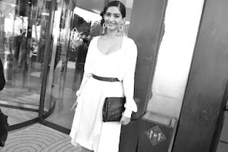 Bollywood actress Sonam kapoor at Cannes
