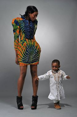 kids ankara style