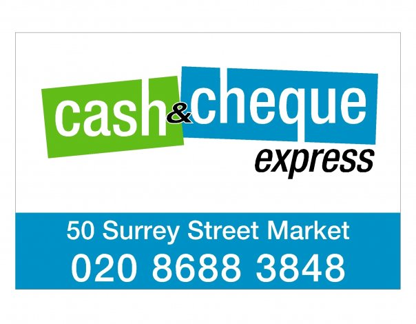 Cash & Cheque Express Croydon